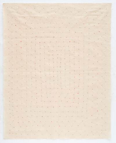 Hessie, 'Points cousus (No.inv.55)', 1973-1976