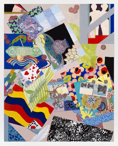 Kate Abercrombie, 'Compendium of correspondence', 2017