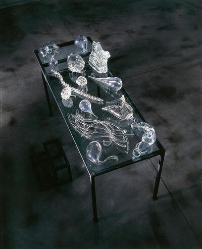 Chen Zhen, 'Crystal Landscape of Inner Body (Coq)', 2000