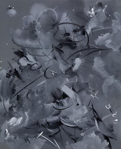 Fiona Rae, 'Figment 1c', 2015