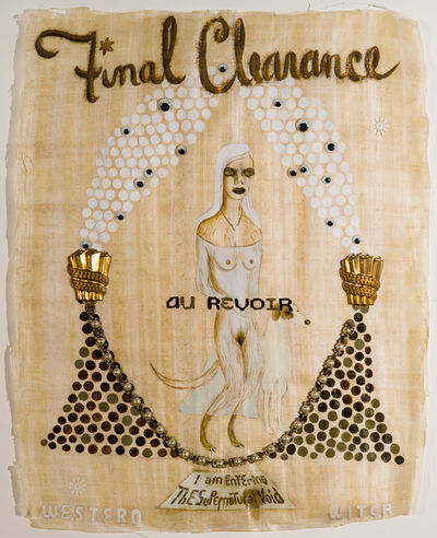 Georganne Deen, 'Be Her Now', 1999