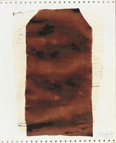 Yang Jiechang 杨诘苍, 'Soy Sauce Drawings 9 酱油画 9', 1988