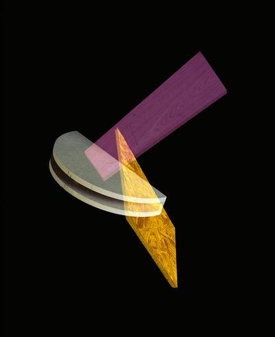 Alejandra Laviada, 'Yellow Lilac Composition', 2014
