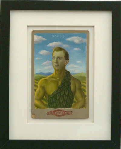 Alex Gross, 'Green Giant', 2013