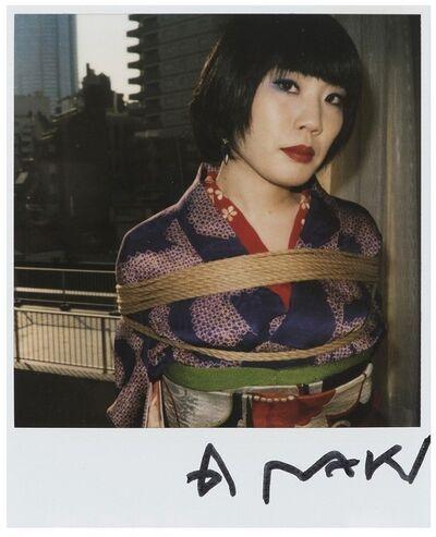 Nobuyoshi Araki, 'Work', ca. 2000