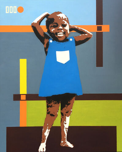 Ricardo Kapuka, 'God bless the child III', 2019