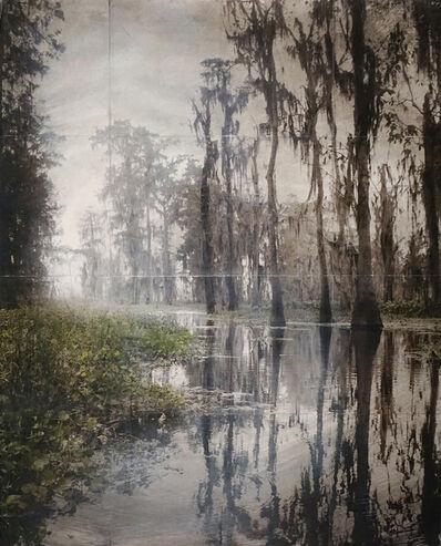 John Folsom, 'Alluvial Whitewash II', 2018