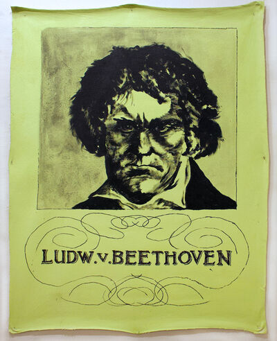 William Hohlt Pecore, 'Ludw. V. Beethoven', 2021