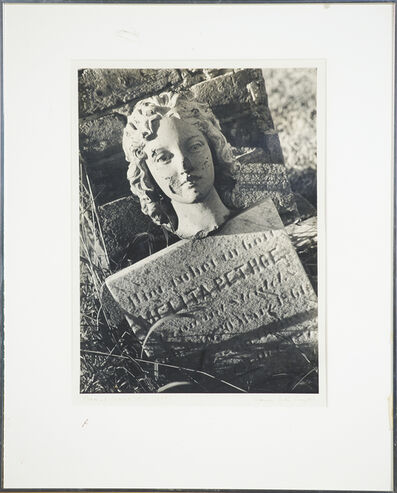 Clarence John Laughlin, 'Poem at Sunset (No. 1)', 1938