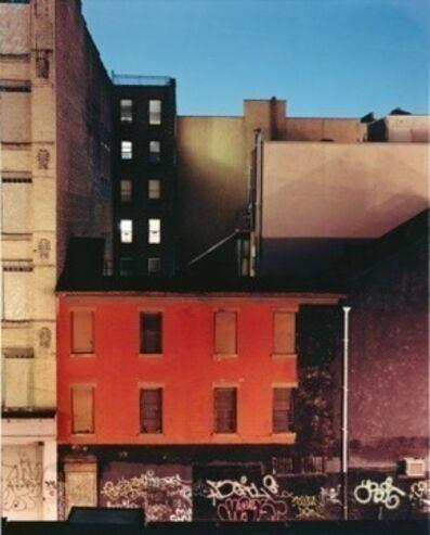 Maria Passarotti, 'Rooftop Grand Street', 2005