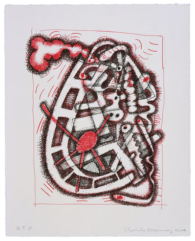 Elizabeth Murray, 'Tybid', 2004