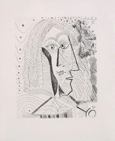 Pablo Picasso, 'Untitled', 1971