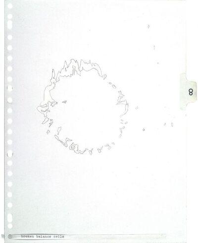 Guðný Rósa Ingimarsdóttir, 'broken balance cells', 2016