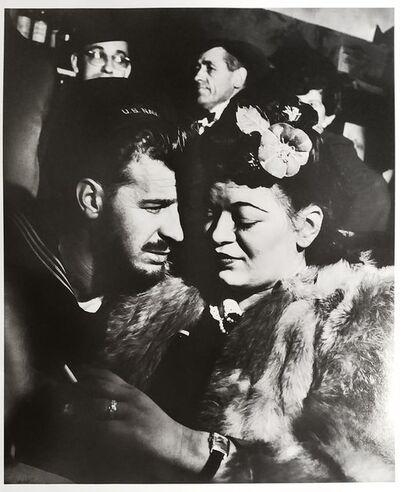 Lisette Model, 'Sailor and Girl, 1940 BONUS: Model's Album, containing this work', 1940