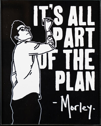 Morley, 'Part Of The Plan', 2018