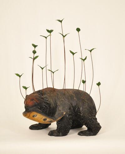 Bunpei Kado, 'A memory of the wild 20 ', 2013