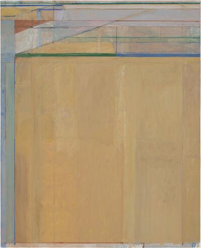 Richard Diebenkorn, 'Ocean Park #67', 1973
