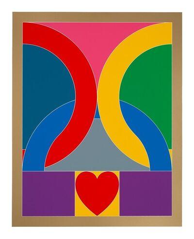 Peter Blake, 'Olympic Symbol', 2020
