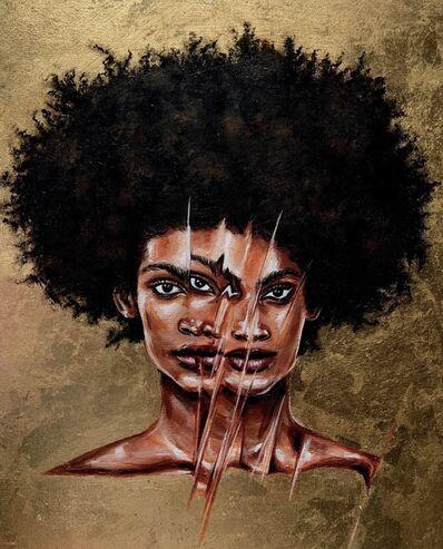 Ashley Chew, 'AfroOpulence II', 2020