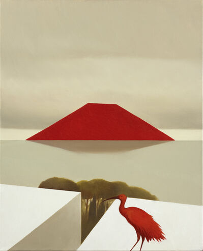 Cesare Reggiani, 'L'isola sempre esistita', 2011