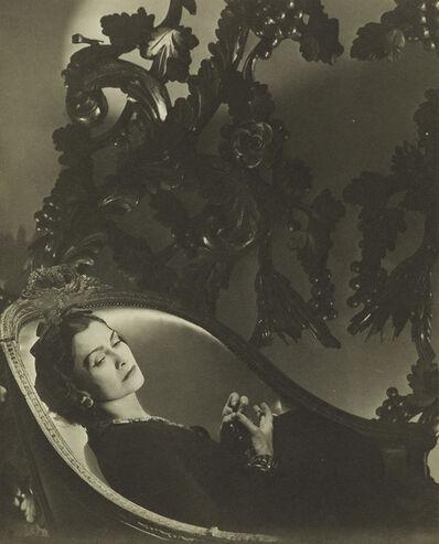 Horst P. Horst, 'Coco Chanel.', 1936