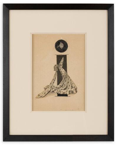 Max Ernst, 'Lettrine I', 1974