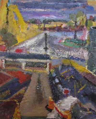 Lynette Lombard, 'Empty Streets Under Lockdown', 2020