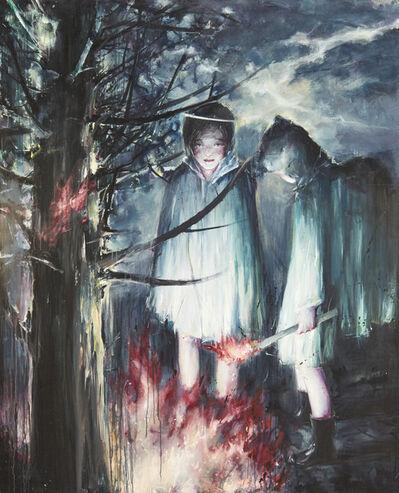 Ren Jing, 'tonight, no rain', 2009