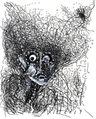 Aki Kuroda, 'Medusa', 2019