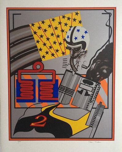 Peter Phillips, 'Custom Painting No 6', 1965