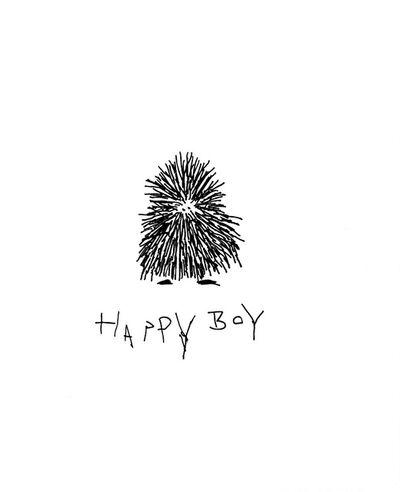 Aki Kuroda, 'Happy Boy', 2019