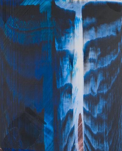 Ed Moses, 'Ocnaf', 2008