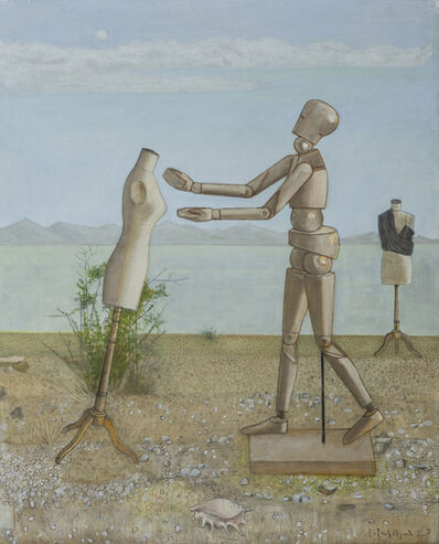 Hagop Hagopian, 'Temptation', 2007