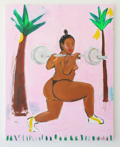 Monica Kim Garza, 'Miami 16 (Gonna Be A Fitness Model Tho)', 2016
