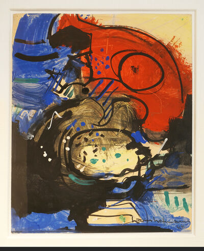 Hans Hofmann, 'The Vase', 1944