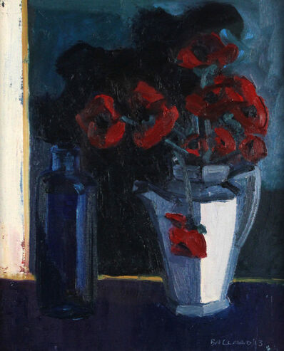 Brian Ballard, 'Poppies in Jug', 2018