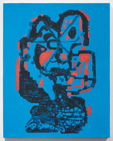 EJ Hauser, 'frogmountainclock7', 2015