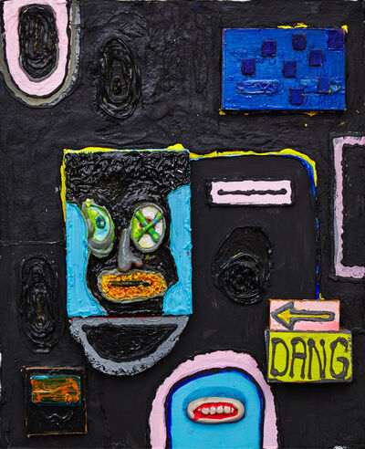 Nic Rad, 'Dang', 2015