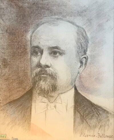 Albert-Ernest Carrier-Belleuse, 'Président Raymond POINCARE'