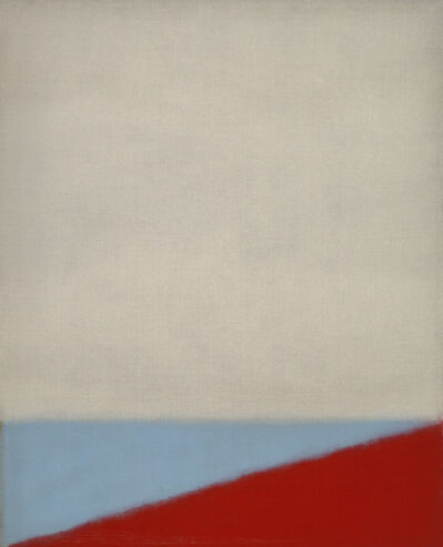 Susan Vecsey, 'Untitled (Blue/Red)', 2014