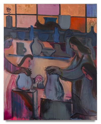 Heidi Hahn, 'Looks Like a Sunset Baked in Clay', 2019