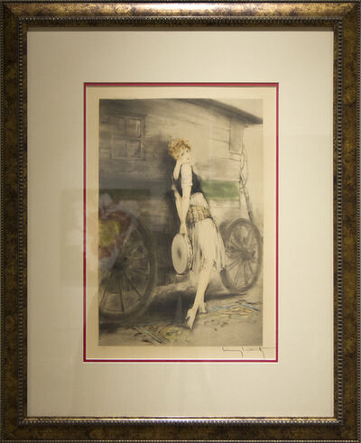 Louis Icart, 'Unknown', Unknown