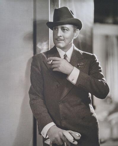 George Hurrell, 'John Barrymore', 1933