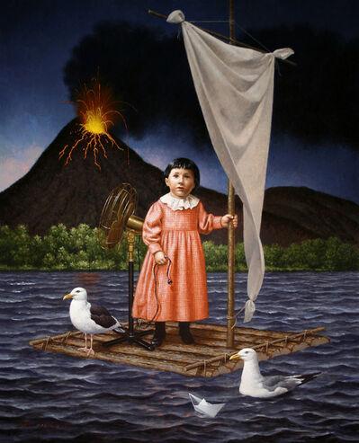 Steven Kenny, 'The Raft', 2014