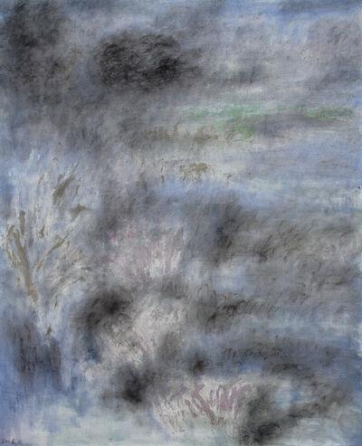 Mei-Hui Lee, 'Night view of Plum blossom', 2008