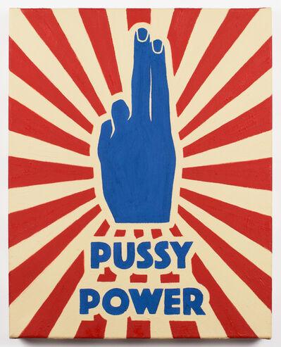 Alexandra Rubinstein, 'Pussy Power #2', 2015