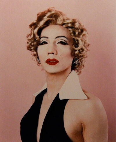 Yasumasa Morimura, 'Self Portrait as Marilyn', 1995