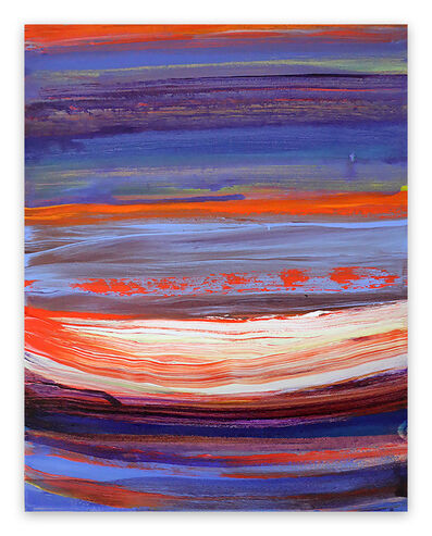 Deanna Sirlin, 'In the Deep (Abstract painting)', 2021