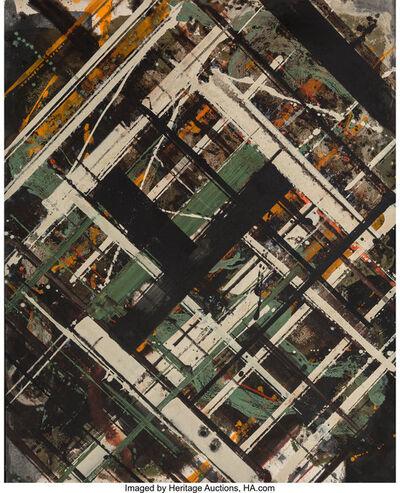 Ed Moses, 'Tenzen', 1986