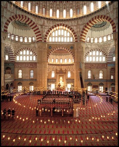 Ahmet Ertug, 'Selimiye Mosque II, Edirne', 1998